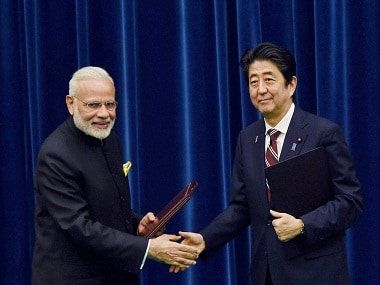 India-Japan breach nuclear barrier, shift focus to geostrategic alliance