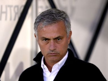 Premier League: Manchester United's Jose Mourinho fined for adding pressure on referee