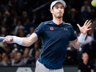 Andy Murray will face Milos Raonic in the semis. Image credit: Twitter/ ATPWorldTour