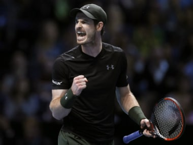 ATP Finals: Andy Murray beats Marin Cilic; Kei Nishikori avenges loss to Stan Wawrinka