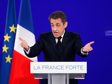 Nicolas Sarkozy haunted by scandals, knocked out of French presidential race