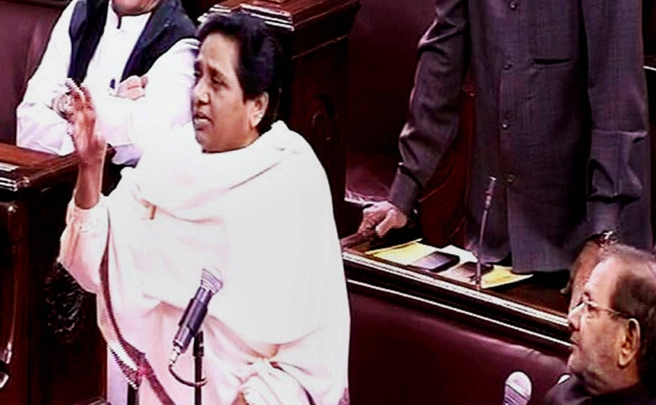 BSP Supremo Mayawati said that Modi is insensitive to the poor man's ordeal while lashing out at him over the demonetisation issue.