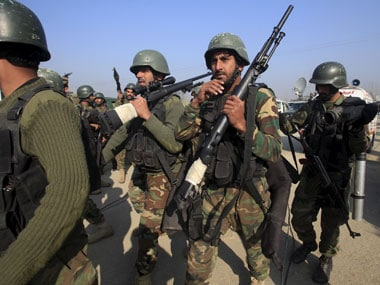File image of Pakistan Army soldiers. Reuters.