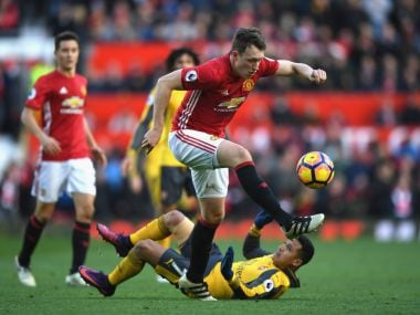 Premier League: Manchester United manager Jose Mourinhos latest dismissal just passion, says Phil Jones