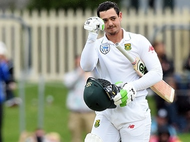 Australia vs South Africa: Quinton de Kock ton helps Proteas tighten grip over second Test