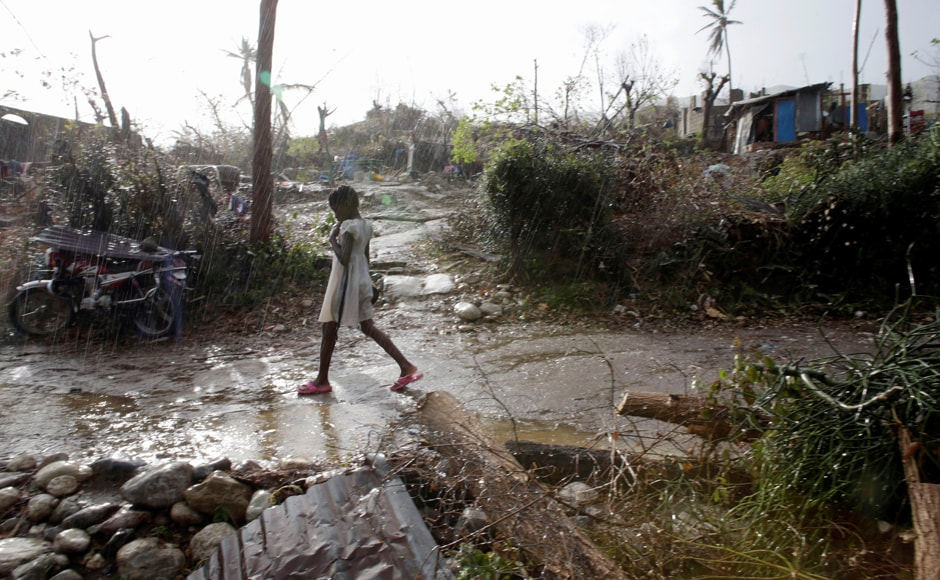 The extensive contamination of wells and a large amount of rain dumped by Hurricane Matthew created ideal conditions for spreading waterborne diseases including cholera, which causes rapid dehydration and can kill a human within hours if not treated. Reuters