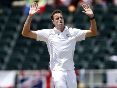 File photo of South Africa's Morne Morkel. Reuters