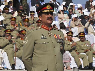File photo of Raheel Sharif. Reuters