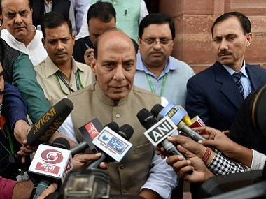 Rajnath Singh on triple talaq: Women cannot be treated as secondary citizens in India
