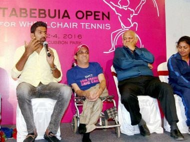 Rohan Bopanna bats for wheelchair tennis as AITA organises Indias first event in the category