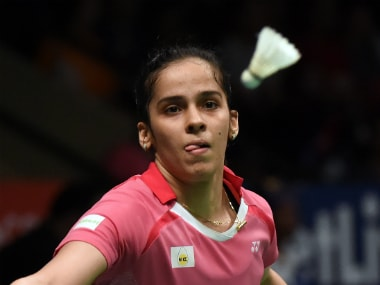 Saina Nehwal maintained that she wanted to give her 100 percent to both commitments.. AFP