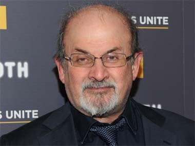 A file photo of Salman Rushdie.