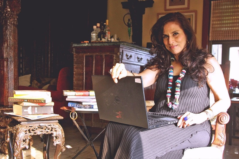 Shobhaa De: I will always remain a curious journalist, permanently in search of a story