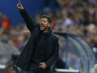Real Madrid, Atletico at the same level, believes Diego Simeone