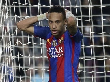 Barcelonas Neymar should be sentenced to jail for two years, say Spanish prosecutors
