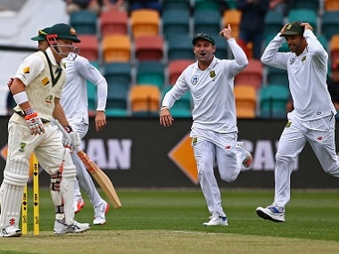 Australia vs South Africa: Vernon Philander-led rampage bowls hosts out for 85, Proteas end day at 171/5