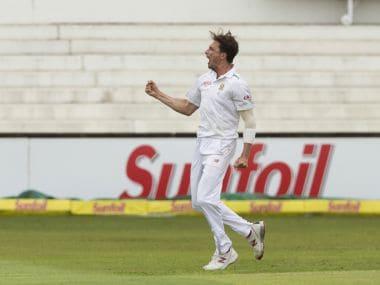 File photo of Dale Steyn. Reuters