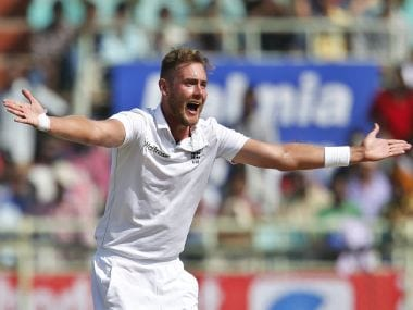 India vs England, 2nd Test: Stuart Broad, Adil Rashid star as hosts dismissed for 204 at lunch