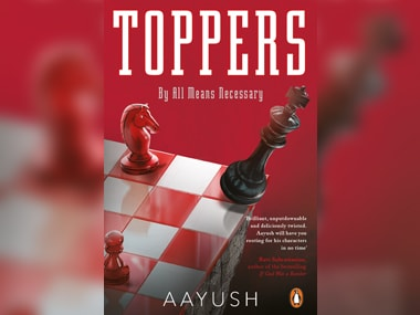 Toppers book review: A political thriller set in a school, will this change YA fiction in India?