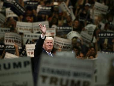A file photo of Donald Turmp. AP