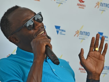 Usain Bolt joined by China, Japan and England for team athletics event in Australia