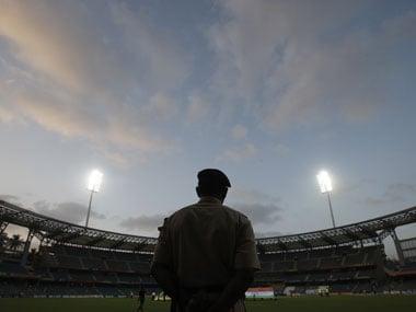 Wankhede Stadium in Mumbai. Reuters file image