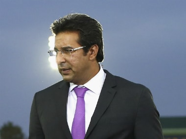 Wasim Akram replaces Shahid Afridi as president of Pakistan Super League side Karachi Kings
