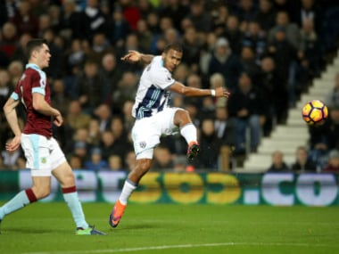 Premier League: Clinical West Brom crush Burnley 4-0