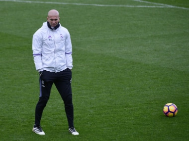 La Liga: Real Madrid coach Zinedine Zidane wants more from best squad in the world