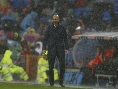 La Liga: Zinedine Zidane not ruffled by Real Madrids shaky display against Sporting Gijon