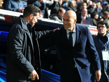In Zinedine Zidane, Real Madrid have found their own Diego Simeone to unify the club
