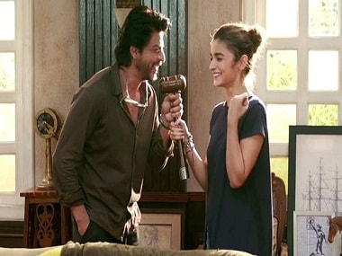 Shah Rukh Khans Dear Zindagi passed with no cuts; gets a U/A certificate by CBFC