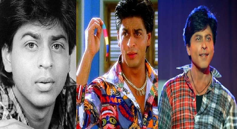 Shah Rukh Khan: Raj, Rahul or Mohan; each of my characters take a piece of me
