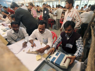Bengal by-polls: Trinamool Congress ahead of BJP, Left Front