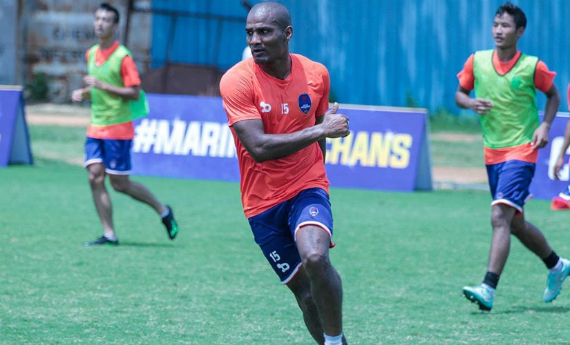 Florent Malouda has been an inspiration for Delhi Dynamos in the ISL. Delhi Dynamos