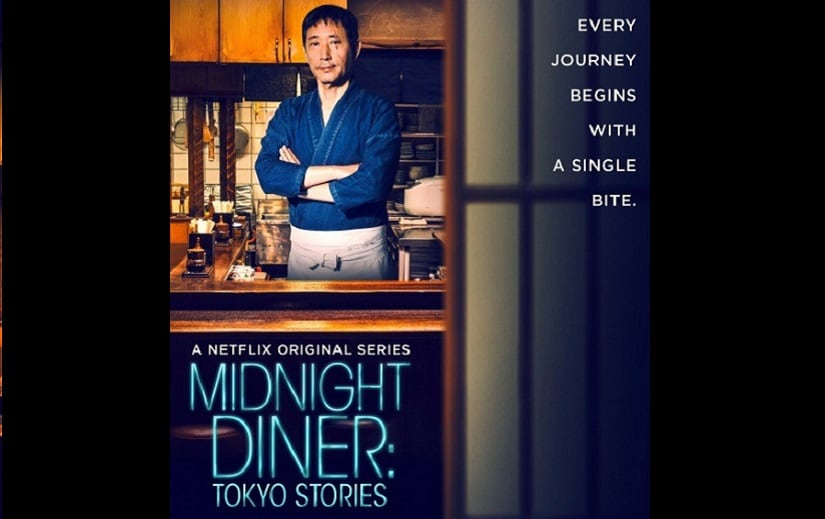 Midnight Diner: Tokyo Stories offers a delightful lesson in how food can move along a narrative