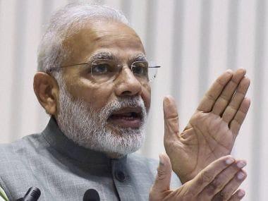 PM Narendra Modi in a fil photo. PTI