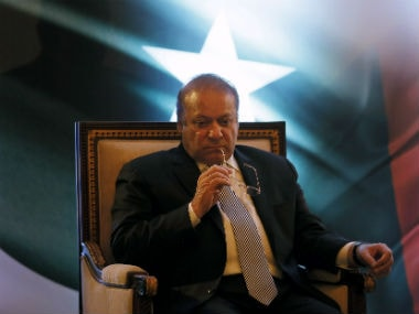Pakistan PM Nawaz Sharif. Reuters