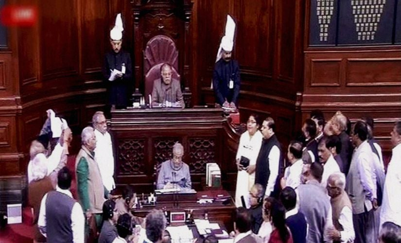Demonetisation and Modis absence: Parliament session is on but no work is happening