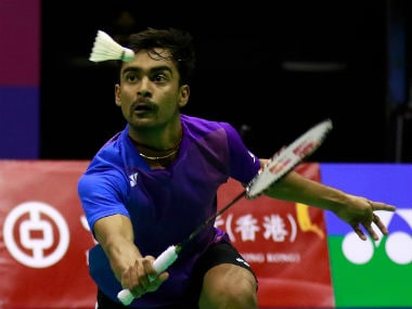 Sameer Verma's performance in Hong Kong should see him rise to around No 25. Getty Images