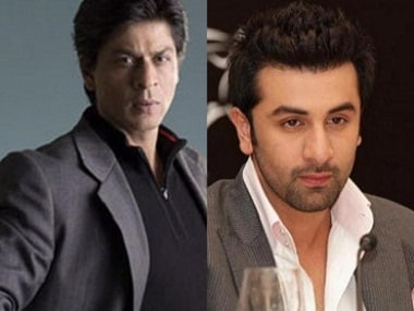 Shah Rukh Khan and Ranbir Kapoor to work in an international film together?