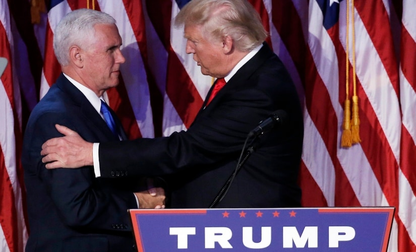 America elects Donald Trump as the 45th President: Thanks Hillary Clinton for her hard work