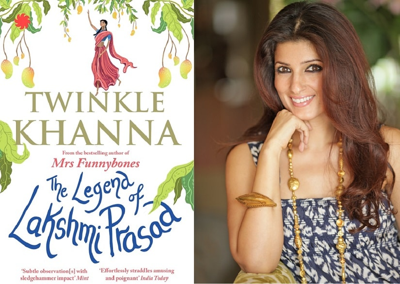 Twinkle Khanna on being Mrs Funnybones: I realised that being myself was good enough