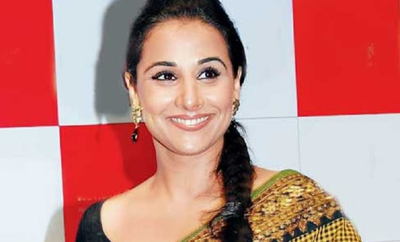 Vidya Balan: Women's stories are being told, women's voices are being heard