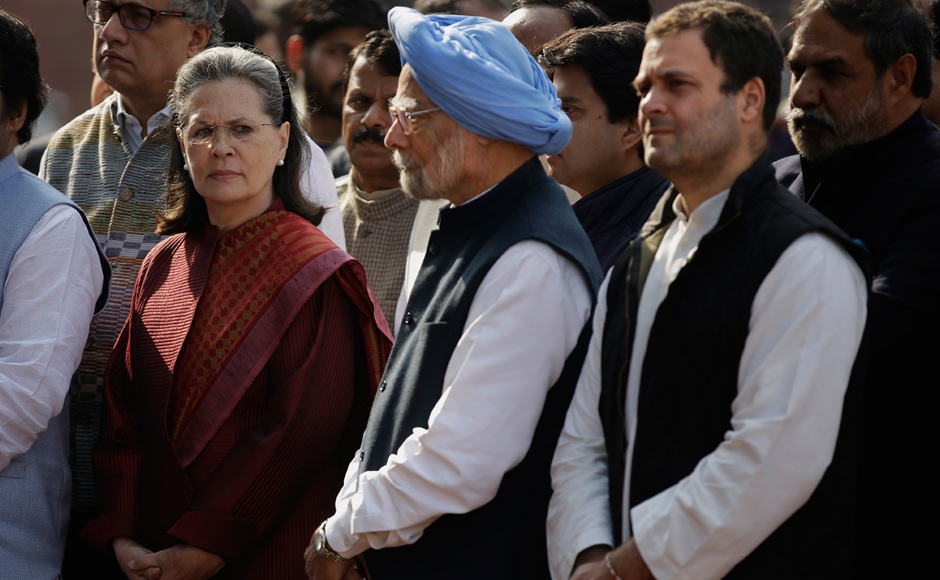 The Opposition parties also accused the ruling Bharatiya janata Party of preventing a debate on the issue in India's Parliament. AP