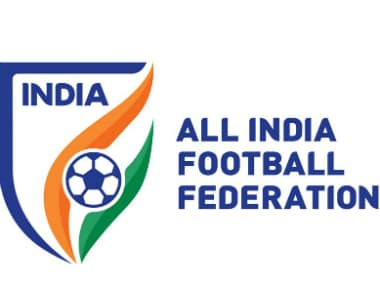 The AIFF logo. Twitter@IndianFootball
