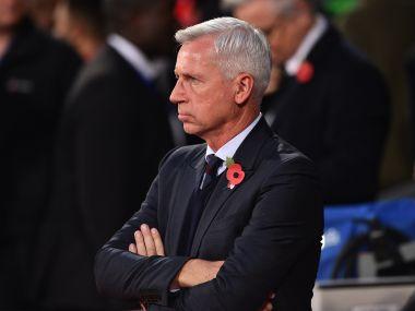 Premier League: Crystal Palace sack Alan Pardew, Sam Allardyce front-runner for the job