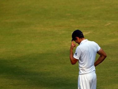 India vs England: Time for Alastair Cook, the captain to make way for Alastair Cook, the batsman