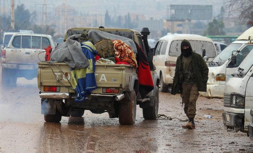 Syria: 4,000 rebels leave Aleppo in last stages of evacuation