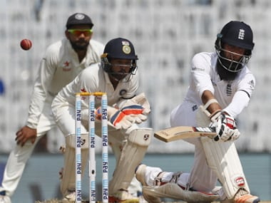 India vs England, 5th Test: Hosts look for breakthrough in final session with visitors at 182/3